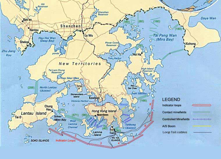 Escape from hong kong waichow and free china map of hong kong territory the gumiabroncs Choice Image